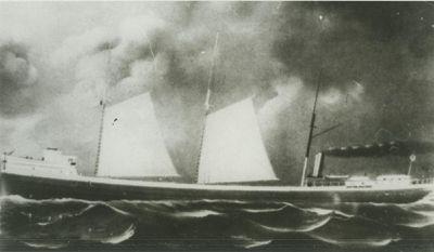 MATHER  SAMUEL (1887, Bulk Freighter)