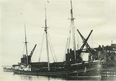 CELTIC (1890, Schooner-barge)