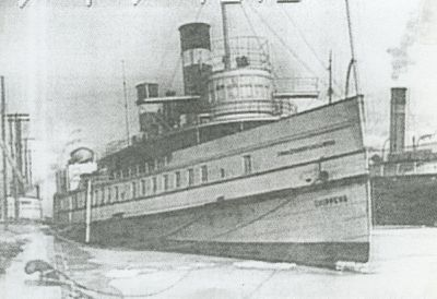 CHIPPEWA (1893, Excursion Vessel)