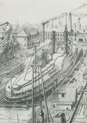 CITY OF DETROIT (1878, Steamer)