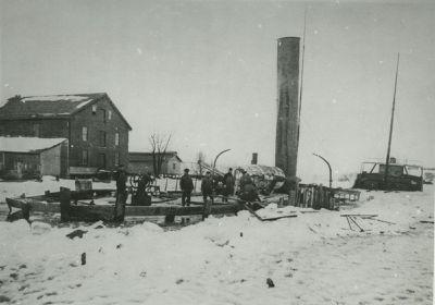 GERMANIC (1888, Bulk Freighter)