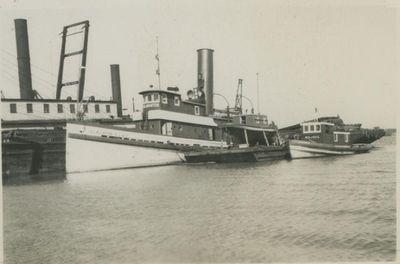 GLADIATOR (1871, Tug (Towboat))