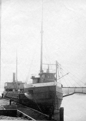 GOULD, E.F. (1875, Schooner-barge)
