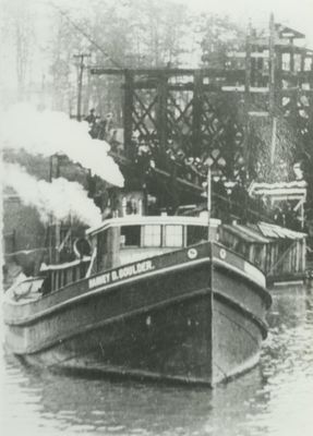 GOULDER, HARVEY D. (1898, Tug (Towboat))