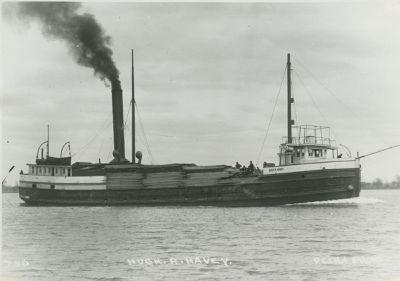 GRATWICK, W. H. (1880, Steambarge)