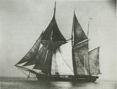 DOUD, REUBEN (1873, Schooner)