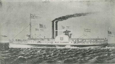 MAYFLOWER (1849, Steamer)