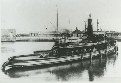 MCNAUGHTON (1886, Tug (Towboat))