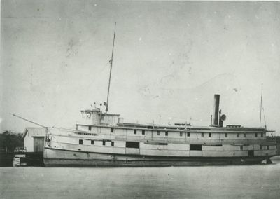 MESSENGER (1866, Propeller)