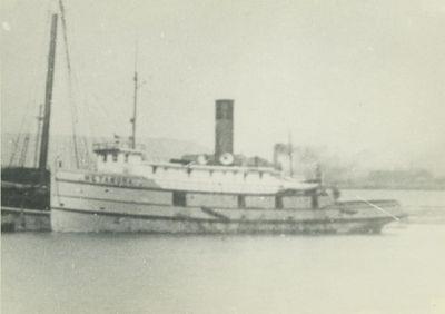 METAMORA (1864, Tug (Towboat))