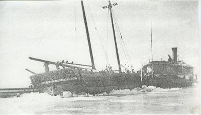 ALBATROSS (1871, Schooner)