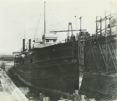 AVERILL, WILLIAM J. (1884, Package Freighter)