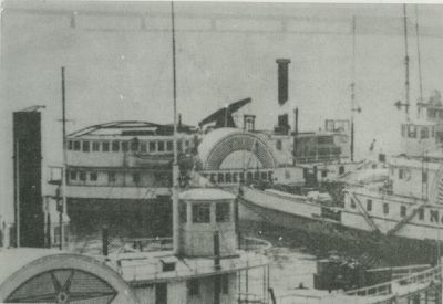 TERREBONNE (1871, Steamer)
