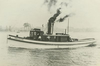 ANDREWS, A (1873, Tug (Towboat))