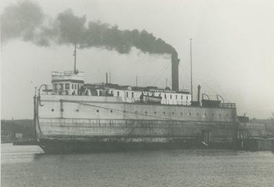 ANN ARBOR #2 (1892, Car Ferry (Rail Ferry))