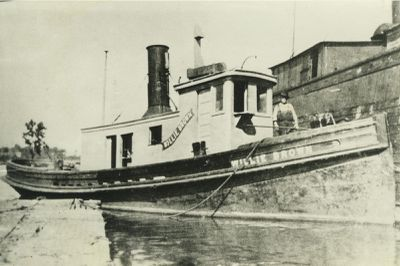 BROWN, WILLIE (1871, Tug (Towboat))