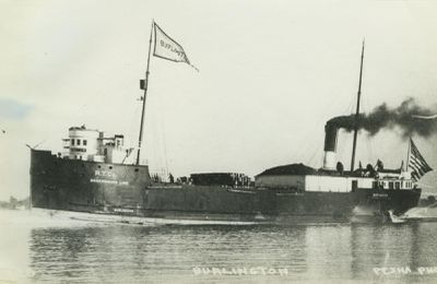 BURLINGTON (1908, Propeller)