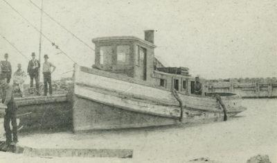 BURTON, IDA (1873, Propeller)