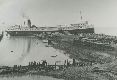 CAMBRIA (1887, Bulk Freighter)