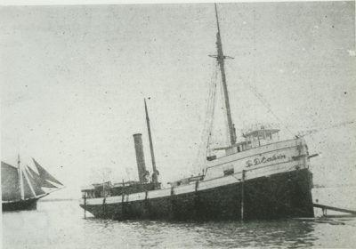 CALVIN, D.D. (1883, Steambarge)