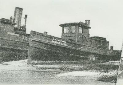 CAMPBELL, PEARL B. (1883, Tug (Towboat))