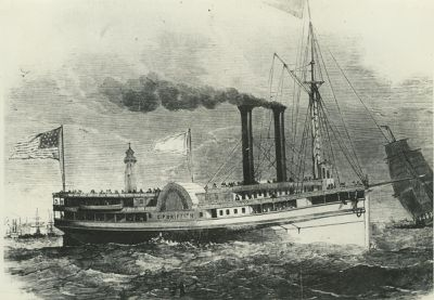 GRIFFITH, G.P. (1848, Steamer)