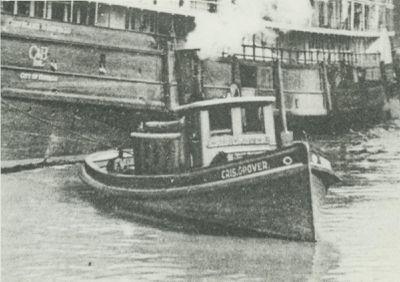 GROVER, CHRIS (1893, Tug (Towboat))