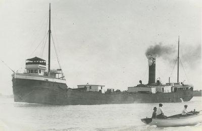 HADLEY, GEORGE G. (1888, Bulk Freighter)