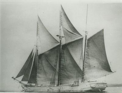HAMMOND, L.S. (1869, Schooner)