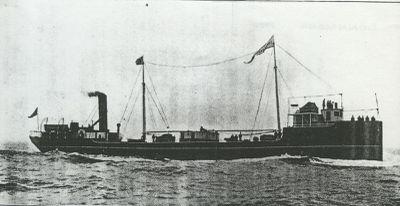 DONNACONA (1900, Bulk Freighter)
