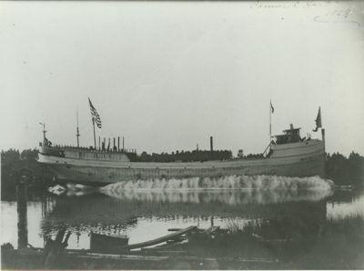 HART, FANNIE C. (1888, Steambarge)