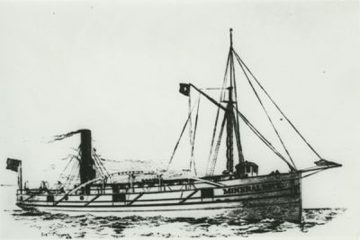 MINERAL ROCK (1856, Propeller)