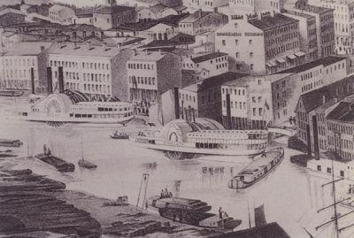 MINNESOTA (1851, Steamer)