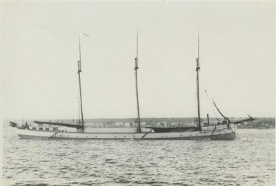 MIZTEC (1890, Schooner-barge)