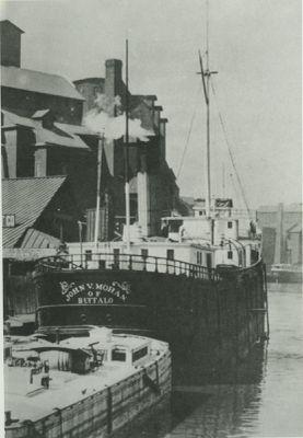 MORAN, JOHN V. (1888, Package Freighter)