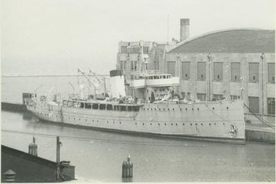 EASTLAND (1903, Steamer)
