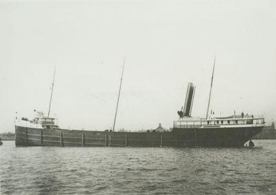 KATAHDIN (1895, Bulk Freighter)