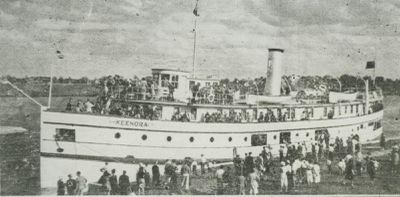 KEENORA (1897, Propeller)