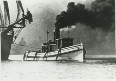 KNEELAND, SYLVESTER (1867, Tug (Towboat))