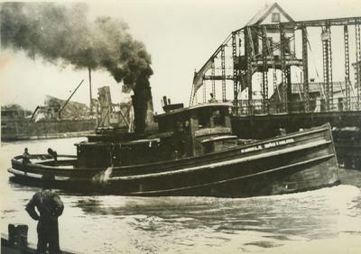 KUNKLE BROTHERS (1890, Tug (Towboat))