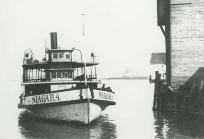 NIAGARA (1882, Ferry)