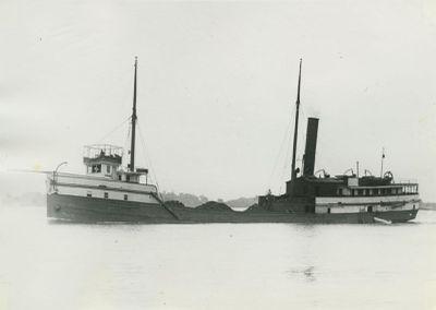 NIKO (1889, Steambarge)