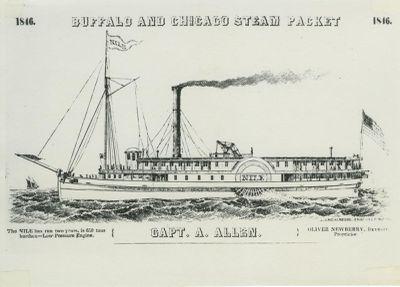 NILE (1843, Steamer)