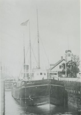 NORTHERN WAVE (1889, Package Freighter)