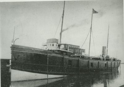 NORTH STAR (1889, Package Freighter)