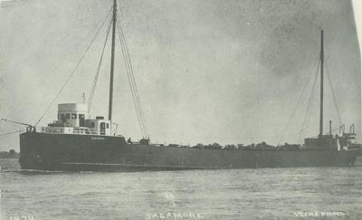 NORTON, DAVID Z. (1898, Barge)