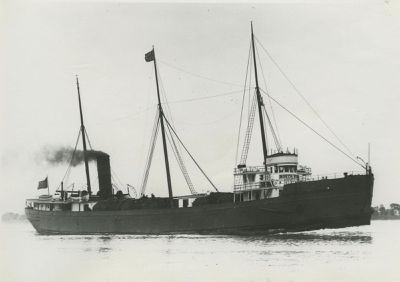 NORTH WIND (1888, Package Freighter)