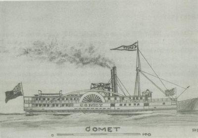 COMET (1848, Steamer)