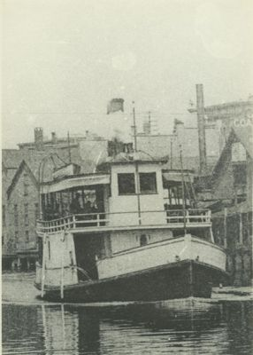 HAWKINS, WESLEY (1873, Tug (Towboat))