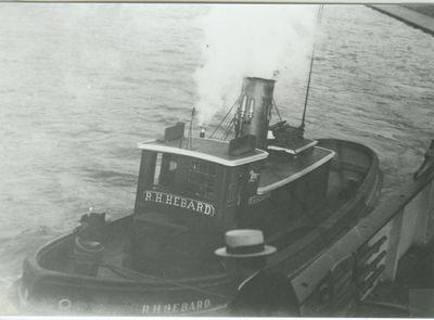 HEBARD, R.H. (1882, Tug (Towboat))